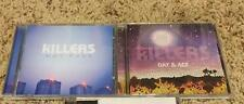THE KILLERS ~ HOT FUSS ~ DAY & AGE~ LOT OF 2 CDS!!!
