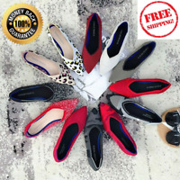 The Pointed Toe Flats Environmental Womens shoes variety colors SIZE US 4-7