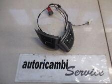 FIAT BRAVO 1.4 GPL 5P 5M 66KW (2010) RICAMBIO COMANDI RADIO AL VOLANTE 1012836A