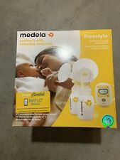 Medela Freestyle Mobile Double Electric Breast Pump Manufacture NEW SEALED
