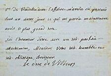 Le duc de Villars fait punir un homme pour violence envers des femmes.