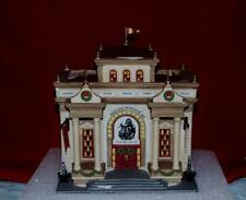 """Dept 56 Heritage Village Christmas In The City """"Heritage Museum Of Art"""""""