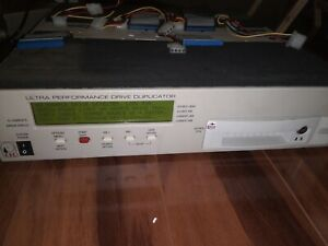 Csc Ultra Performance Hard Drive Duplicator 8 Targets Works Vtg.