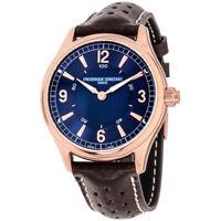 Frederique Constant Horological Smartwatch Men's Watch FC-282AN5B4 **Open Box**