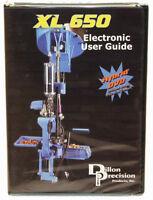 Dillon Precision 19484 XL650 Instructional DVD 650 DVD-ROM & CD-ROM User Guide