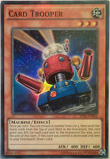 YUGIOH CARD TROOPER AP05-EN004 SUPER RARE