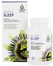 EMERALDENDO SLEEP, 60 vegan softgels, HEALTHFUL SLEEP, REST & REJUVENATION