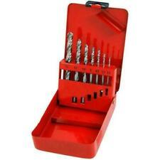 Neilsen HSS Twist Drill Set Sizes: 2.5mm to 10.2mm for M3 - M12 Taps 7pc CT4678