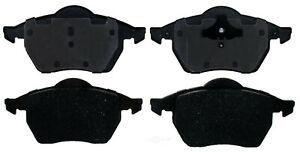 Disc Brake Pad Set-Semi-Metallic Front ACDelco Pro Brakes 17D687M