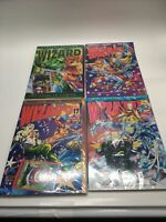 Lot of 4 Wizard The Guide to Comics Books - 1992 / 1993 & Special Edition