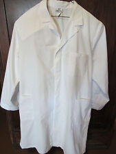 META White Professional  Lab Coat Size 2XTall Gently Used