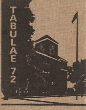 High School Yearbook La Grange Illinois IL Lyons Township HS 1972