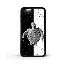 Turtle sea turtles shell sea creature pattern print art graphic phone case cover