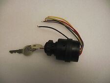 Mercury/Mariner pattern Outboard ignition switch (push to choke) wire end type.