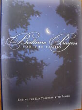 Bedtime Prayers for the Family (2005, Hardcover) Reference Spiritual Bible