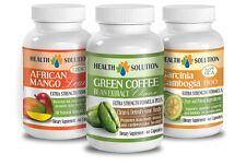 Clean & Detoxify Your Body. African Mango,Green Coffee Cleanse,Garcinia Cambogia