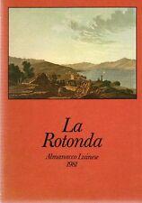 (DT) La Rotonda Almanacco di Luinese 1981 Nastro editore Centrostampa Luino