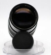 Vivitar 200mm f/3.5 Canon FL-Mount Manual Focus Prime Lens -Very Good MF