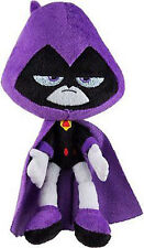 New Raven Teen Titans Go! Plush toy Licensed Jazwares - 7 inch - FREE Shipping!