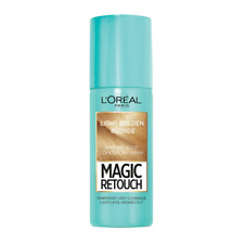 L'Oréal Magic Retouch Light Golden Blonde Temporary Instant Root Concealer Spray
