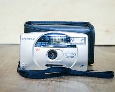 Pentax Efina AF 50, APS Compact Camera, 24mm Wide Lens Excellent Condition, 2562