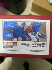 Neograde 1/100 EX S Gundam Resin Conversion Kit