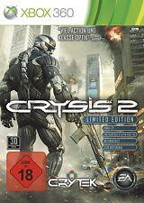 Microsoft XBOX 360 Spiel ***** Crysis 2 ******************************NEU*NEW*18