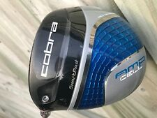 COBRA AMP CELL 1 WOOD DRIVER GOLF CLUB STIFF FLEX GRAPHITE SHAFT BLUE