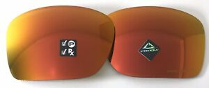 Oakley OO9263 TURBINE Polarized Prizm Ruby Replacement Lenses 63 mm