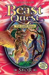 Brand New Beast Quest: Skor the Winged Stallion by Adam Blade