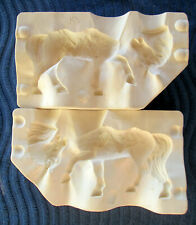 Albertas 1210 Carousel Horse Ceramic Mold K3