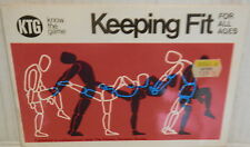 KEEPING FIT For all ages Don Anthony KTG 1976 Sport Esercizi Ginnastica Manuale