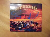 TREMONTI SIGNED DUST CD & BOOKLET AUTOGRAPHED MARK TREMONI & BAND ALTER BRIDGE