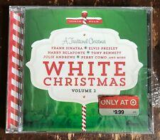 White Christmas Vol. 2 + Mannheim Steamroller Christmas EXTRAORDINAIRE 2CD Elvis