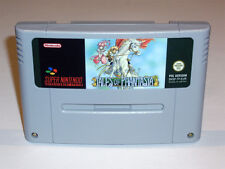 TALES OF PHANTASIA - PAL IN ENGLISH GAME - SUPER NINTENDO SNES - FANTASY