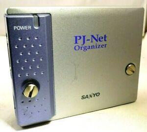 Sanyo PJ-Net Organizer model POA-PN01A IDC-PN01A00 for projector LAN networking