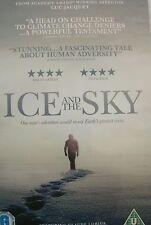 ICE AND THE SKY (DVD) . FREE UK P+P ............................................