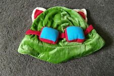 New League of Legends Tremor Cosplay Hat - Soft Plush Cap LOL Novelty Gift Idea