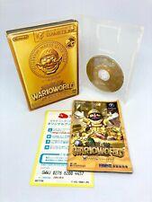 Nintendo Gamecube Game - Wario World Versión Japan Full