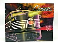 LIONEL Classic 1997 Model RR TRAIN CATALOG NY Central System 2000 Cover