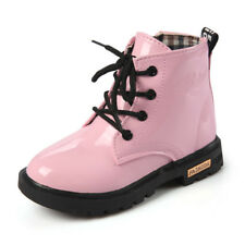 Hot Children Girls Martin Boots Kids Girls Princess Boots Shoes Baby Snow Boots