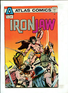 IRON JAW #1 (9.2) 1975