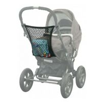 Helly Universal-Netz für Kinderwagen aus Baumwoll Einkaufsnetz