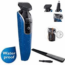 Philips QG3322 5-in-1 Mens Multi Grooming Kit Cordless Beard Trim Detail Trimmer