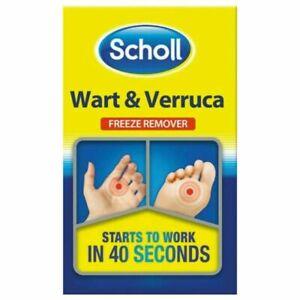 Scholl's Freeze Verruca and Wart Remover 80ml