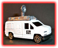 WPVI 6-ABC ACTION NEWS SATELLITE VAN DIE CAST MODEL PHILLY PA NEWSVAN