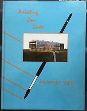 1985 WILLIAM HENRY HARRISON HIGH SCHOOL YEARBOOK ANNUAL WEST LAFAYETTE INDIANA