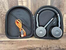 Used/Open Box Jabra Evolve 75 UC Stereo Wireless Headset / Music Headphones