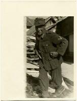 2. Weltkrieg, großes Photo, Gebirgsjäger, um 1940
