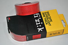Nastro Manubrio FIZIK SUPERLIGHT Forato Rosso 2mm/BAR TAPE FIZIK RED